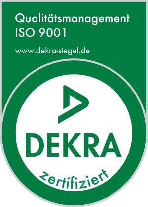 ISO 9001 Logo - ewaldmoser.de